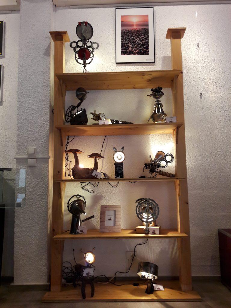 Les lampes originales d'Ambiance d'antan