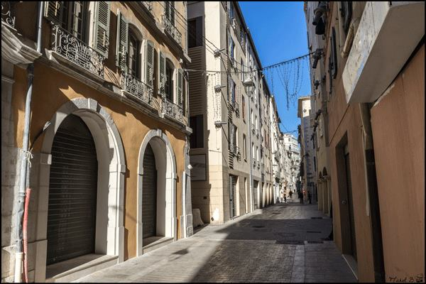 La Rue Pierre Sémard transformée