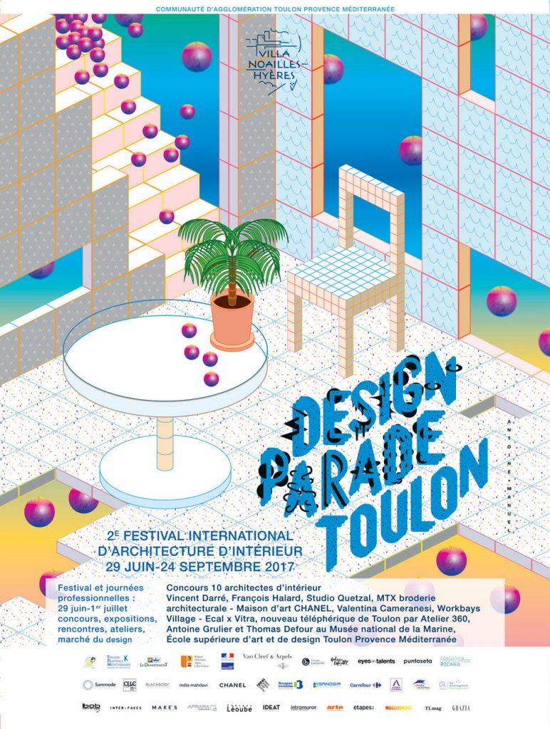 design parade toulon #2 : j-3! - art in var