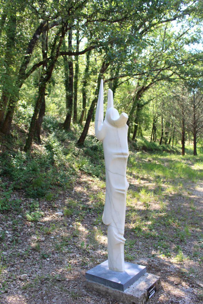 jardin sculpture