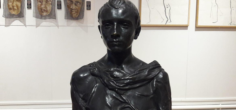 Camille Claudel, Mon frère en jeune romain, 1884