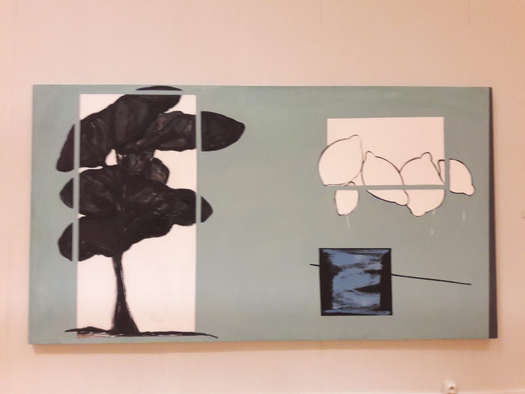 Champion Métadier, Fragments, 1990