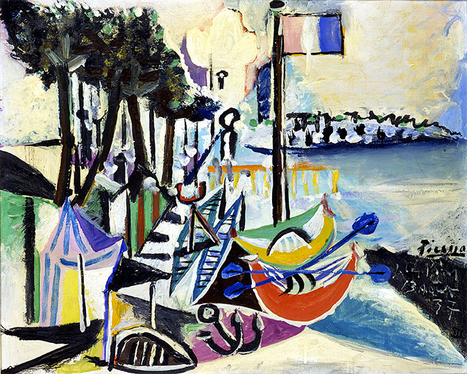 picasso musee art toulon